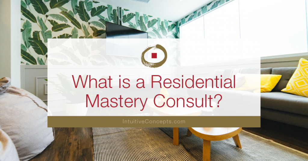 Residential Mastery Consult