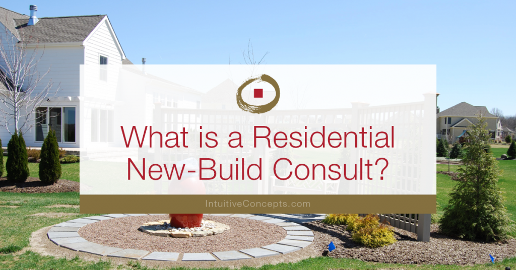 Residential New Build Consult