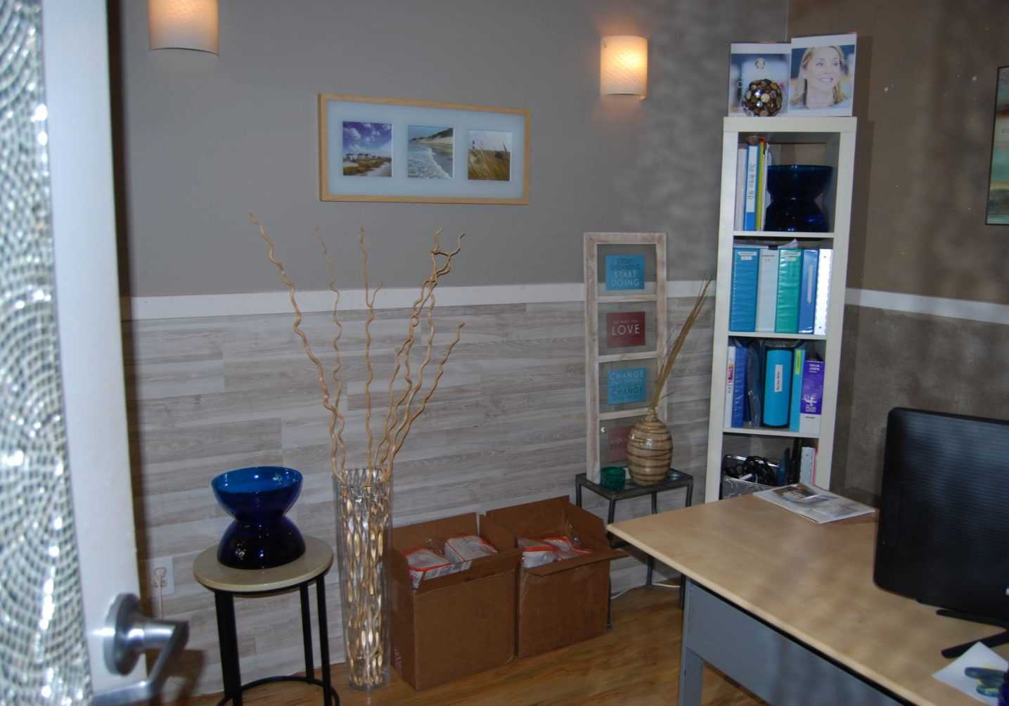 Skin Perfect Spa Office After
