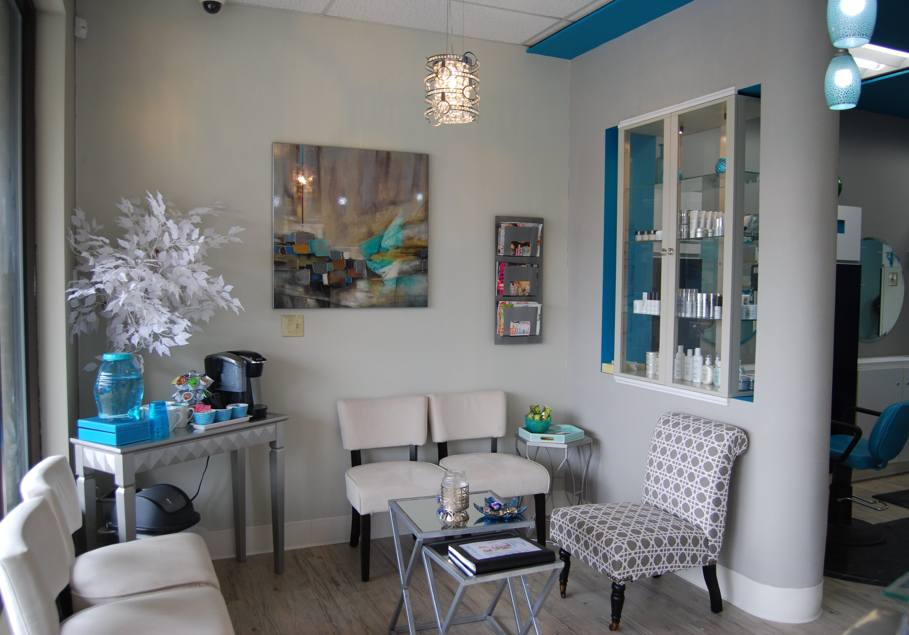 Skin Perfect Studio Lounge After
