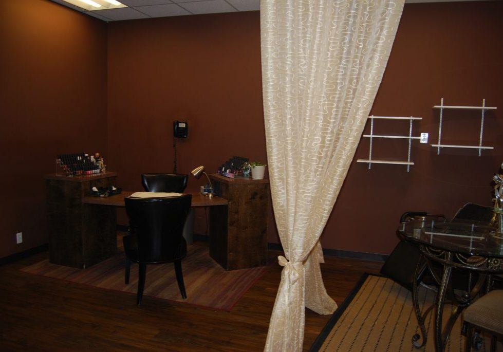 Skin Perfect Studio Nail Station Before